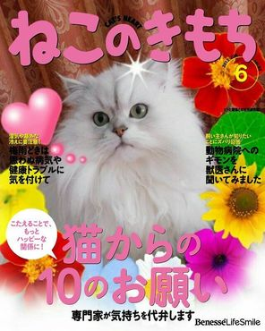 ユキポンちゃん(ねこのきもち)表紙モデル.jpg