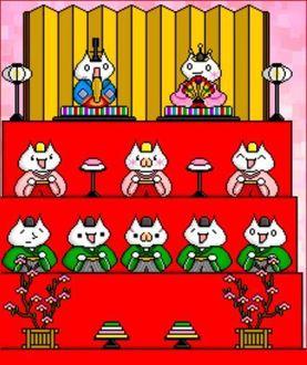 猫雛祭り.JPG